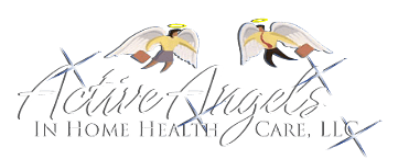 Active Angels In Home Health Care, LLC Logo